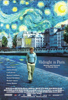 Los Lunes Seriéfilos Midnight in Paris