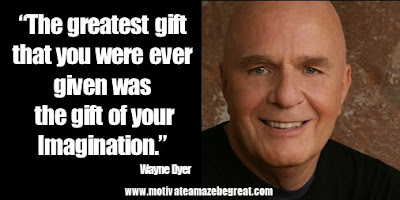 "Featured in 24 Wayne Dyer Inspirational Quotes to Reach Your Best Self collection: ""Stop acting as if life is a rehearsal. Live this day as if it were your last. The past is over and gone. The future is not guaranteed."""