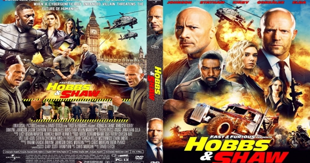 Movie WindowsGame Music: Fast & Furious Presents Hobbs ...