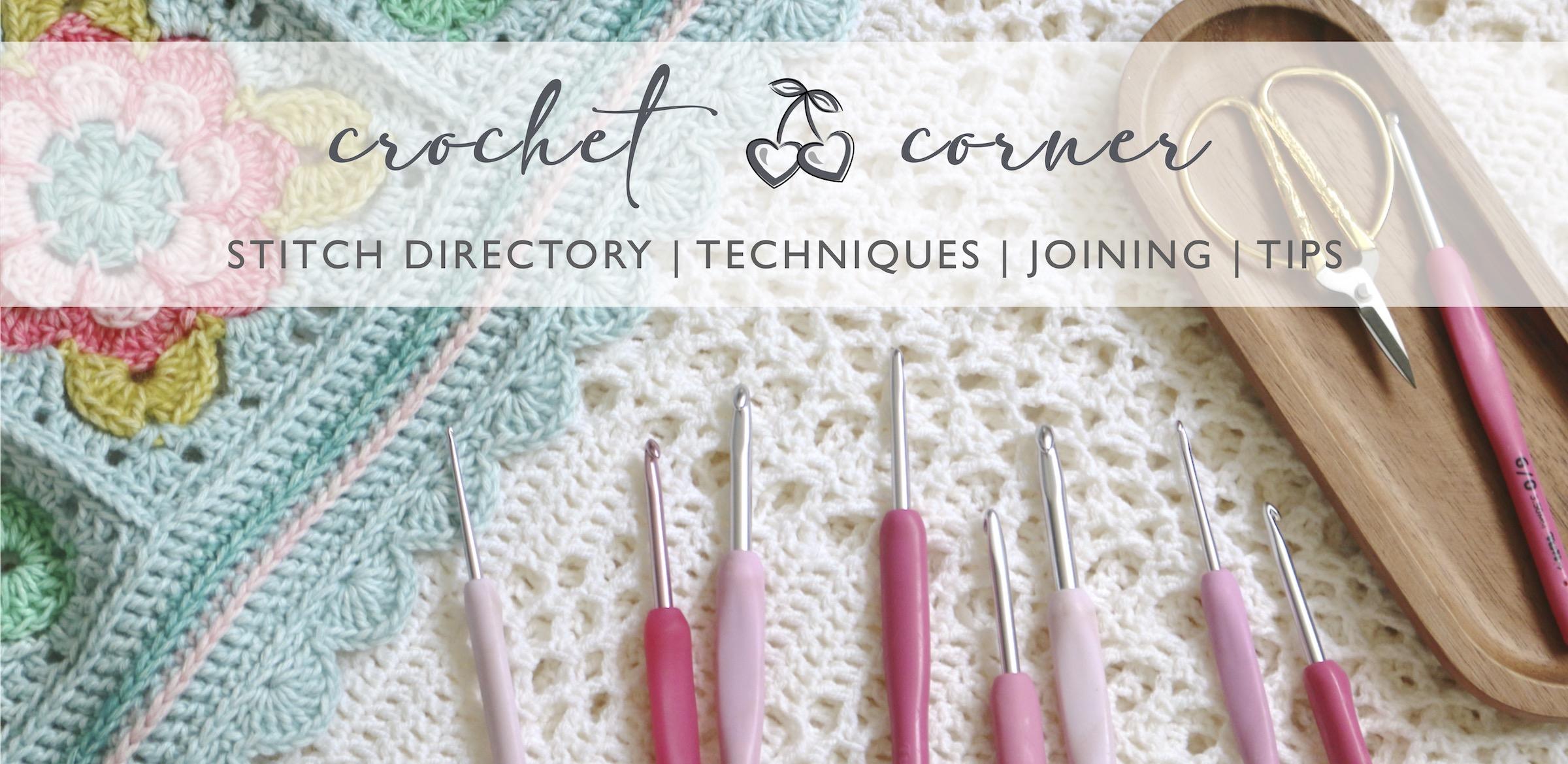 Crochet Corner Link
