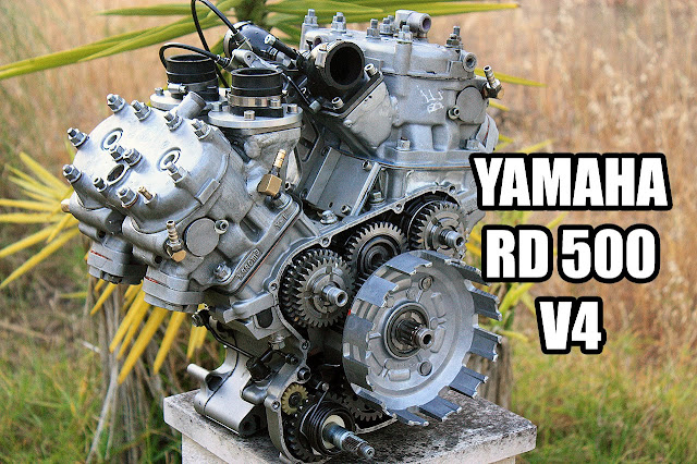 Yamaha RD500LC Review