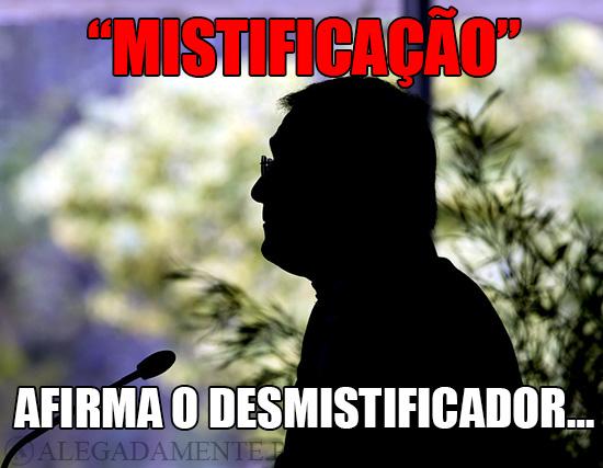 """Pedro Passos Coelho - """"Mistificação"""" Afirma o Desmistificador…"""