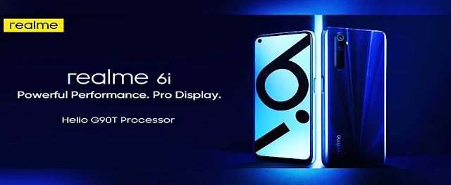 Realme 6i भारत में 6 July को launch होगा
