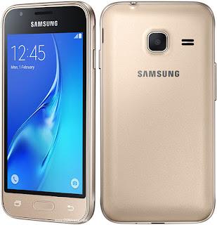 Samsung Galaxy J1 Nxt Warna Emas