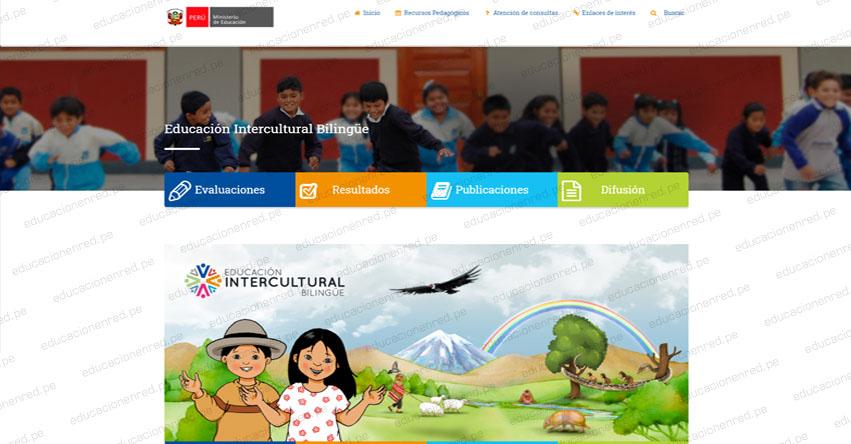 MINEDU: Cómo acceder a materiales pedagógicos bilingües del Ministerio de Educación