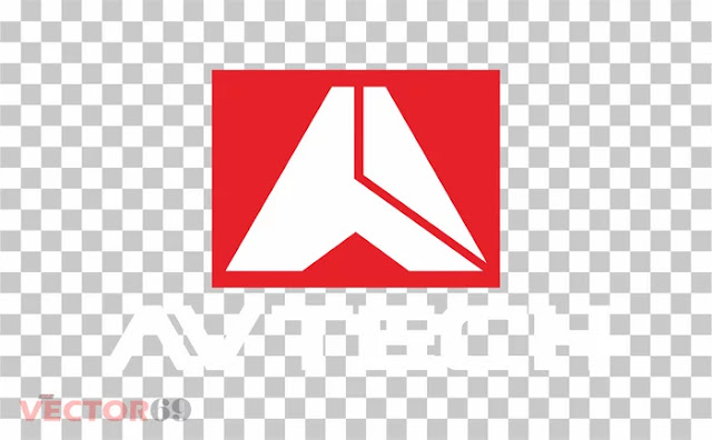 Avtech (Adventure Technology) Logo - Download Vector File PNG (Portable Network Graphics)
