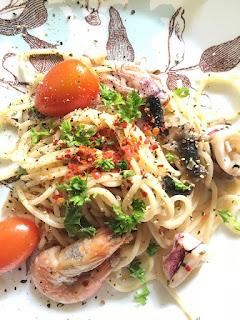 Resepi Spaghetti Aglio Olio Sedap