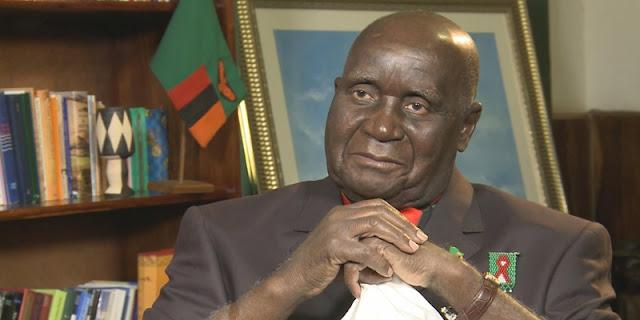 Jenazah Presiden Pertama Zambia Akan Diangkut Keliling 10 Provinsi Sebelum Dimakamkan Pada 7 Juli