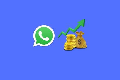 Dari mana WhatsApp Mendapat Keuntungan?