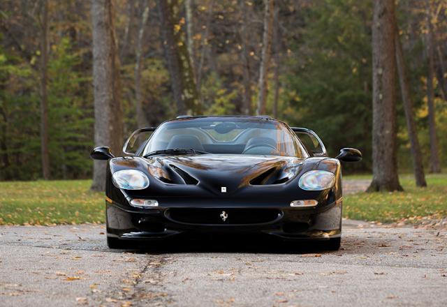 Sorprendente Ferrari F50 valorado en más de $3 millones dd