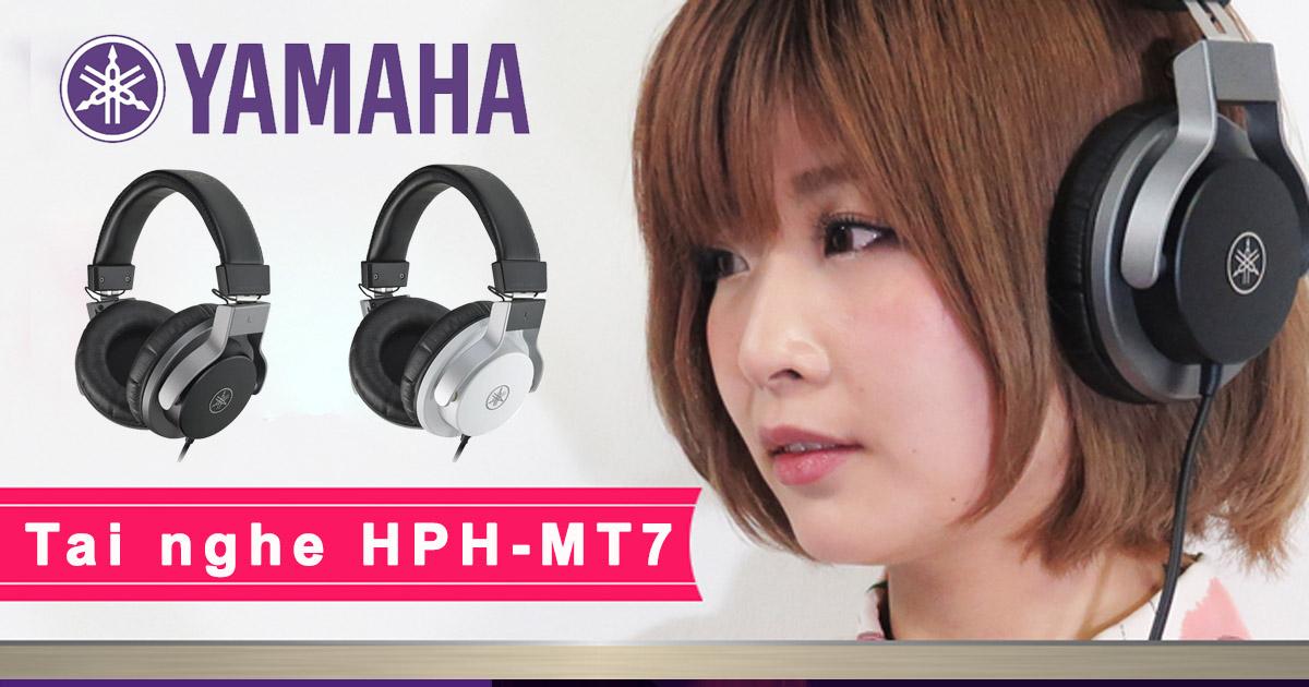 Tai nghe kiểm âm Yamaha HPH-MT7W chất lượng cao