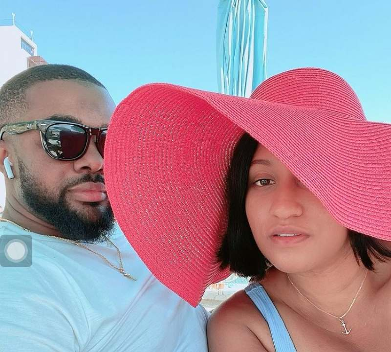 See Actor Williams Uchemba and Wife Honeymoon Vacation Pictures