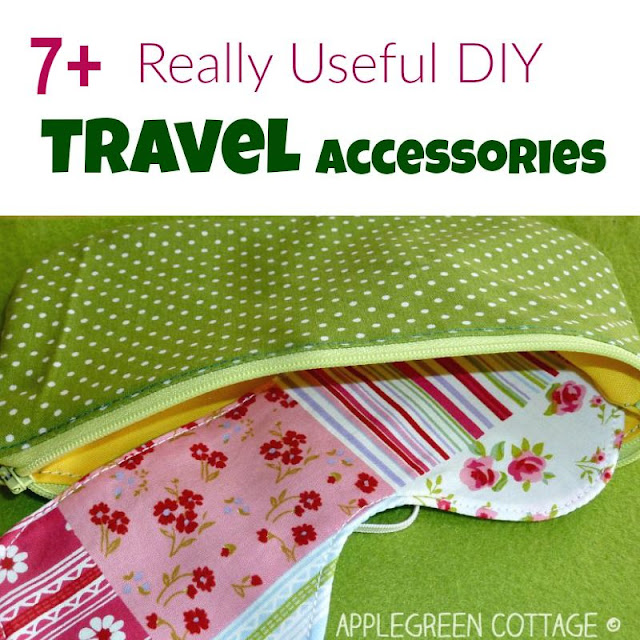diy travel accessories