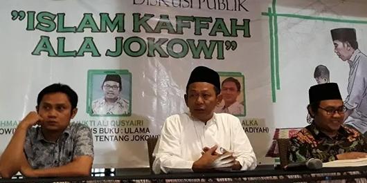 Guru Ngaji Capres 01: Jokowi dan Keluarga Islam Kaffah