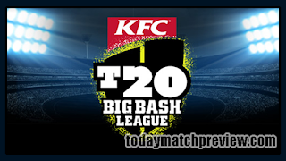 Today BBL 2019 25th Match Prediction Melbourne Stars vs Perth Scorchers