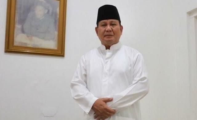 Prabowo: Semoga Ibu Ani Yudhoyono Diberikan Tempat Terbaik di sisi Allah SWT