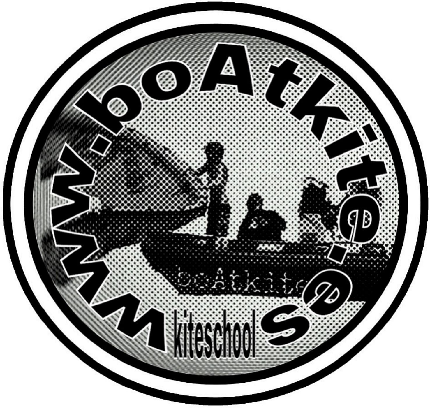 stand paddle surf en Boatkite