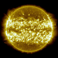 Three Years of SDO Images