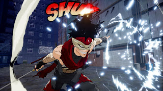 Stain y Shota Aizawa se unen a My Hero Game Project