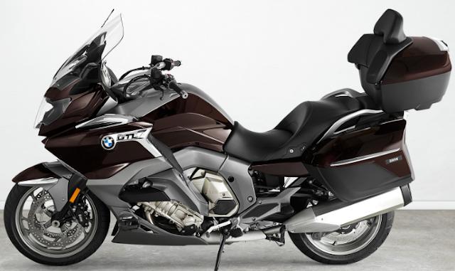 2018 BMW K 1600 GTL Review