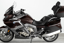 2018 BMW K 1600 GTL Review