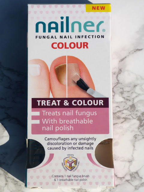 Nailner Treat and Colour