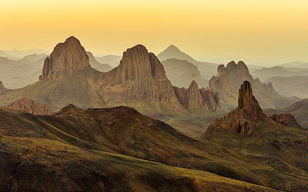 Le Parc National de l'Ahaggar