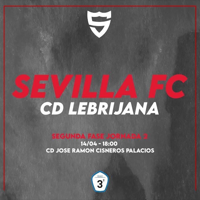 "PREVIA | Sevilla FC ""C"" - UB Lebrijana: ""La primera final por la permanencia"""