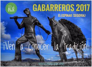 Gabarreros 2017 - El Espinar (Segovia)