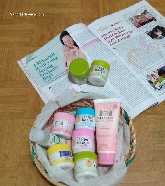 Seger Baby Moisturizing Cream