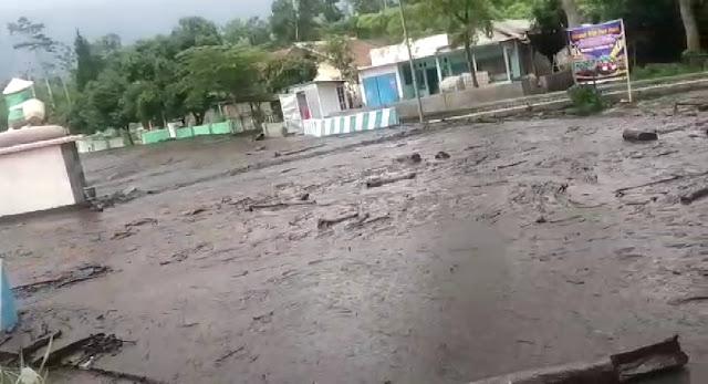 Kecamatan Ijen Bondowoso Banjir Bandang Lagi