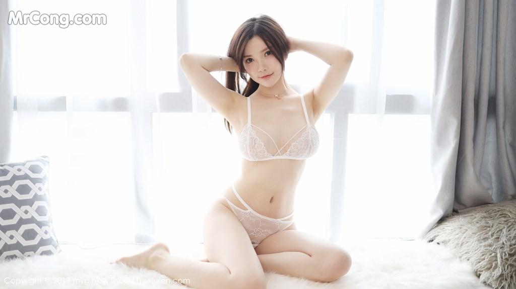 MyGirl Vol.376: 糯美子Mini (60P)