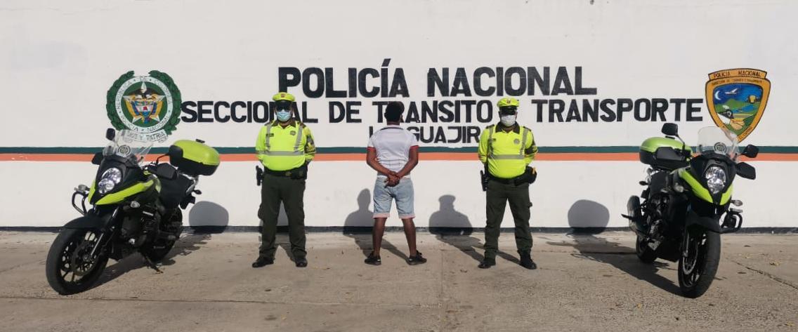 https://www.notasrosas.com/ Setra captura a tres personas en La Guajira durante operativos de Semana Santa