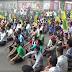 আইপিএফটির ২৪ ঘন্টার ধর্মঘটে  আবারো উঠলো ত্রিপরাল্যান্ডের দাবি  - Sabuj Tripura News