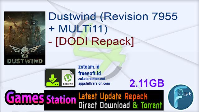 Dustwind (Revision 7955 + MULTi11) – [DODI Repack]