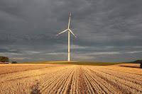 توربينات توليد الكهرباء والمنخفضة التكاليف من الرياح