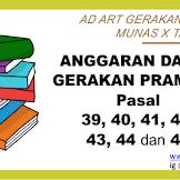 Anggaran Dasar (AD) Pramuka Terbaru Hasil Munas 2018 (isi Pasal 39, 40,41,42,43,44,45)
