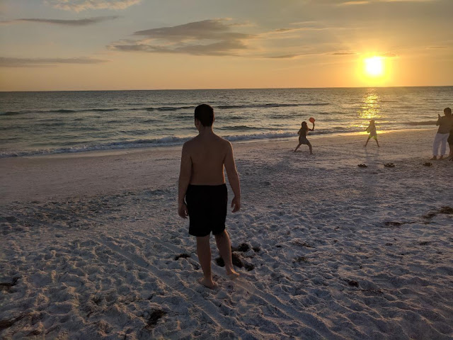 Anna Maria Island 2018 --How Did I Get Here? My Amazing Genealogy Journey