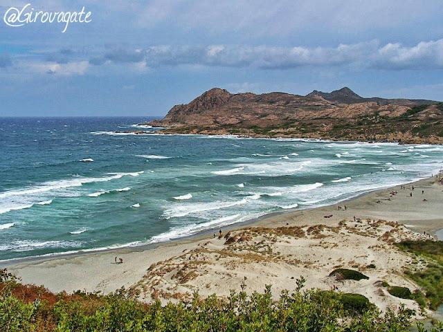 spiaggia Ostriconi Corsica