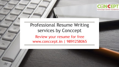 Resume Writing Services by Conccept