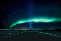 Northern Lights, Iceland - Photo by Jonatan Pie on Unsplash