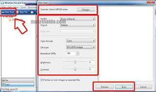 6 Cara Scan Dokumen di Printer Canon Lengkap