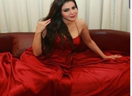 خطوبة شيماء الحاج بطلة فيديوهات خالد يوسف على أحد رجال الأعمال