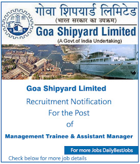 Goa Ship Job