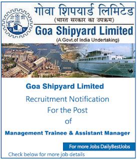 Goa Ship Job