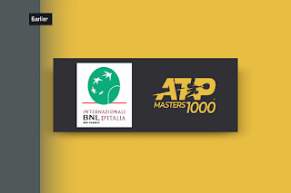 ATP Roma Masters 1000 Eutelsat 7A/7B Biss Key 14 May 2019