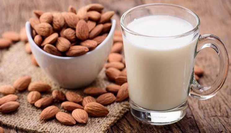 Ini Dia Manfaat Minum Susu Almond Secara Teratur Untuk Kesehatan