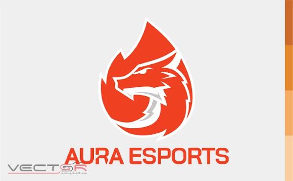 AURA Esports Logo - Download Vector File AI (Adobe Illustrator)