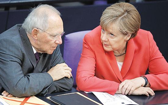 Το μέλλον της Ελλάδας στο ευρώ και οι Γερμανοί