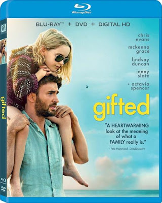 Gifted 2017 Eng BRRip 480p 300mb ESub